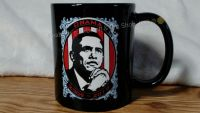 POTUS & FLOTUS Black Photo Mug Personalized