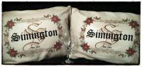 Christmas Themed Photo pillowcase