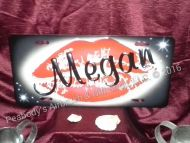 Airbrushed Lips Autotag