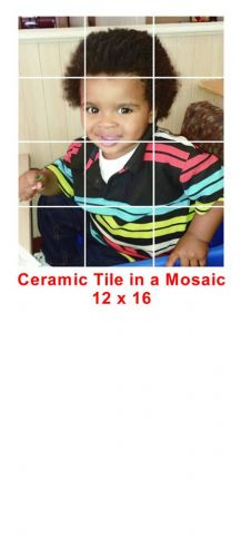 Photo Ceramic Tile 4 x 4